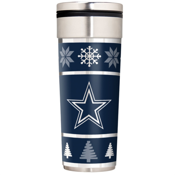 Dallas Cowboys 22 oz. Ugly Sweater Tumbler
