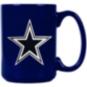 Dallas Cowboys Blue Ceramic Mug