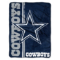 Dallas Cowboys Restructure Micro Raschel Throw