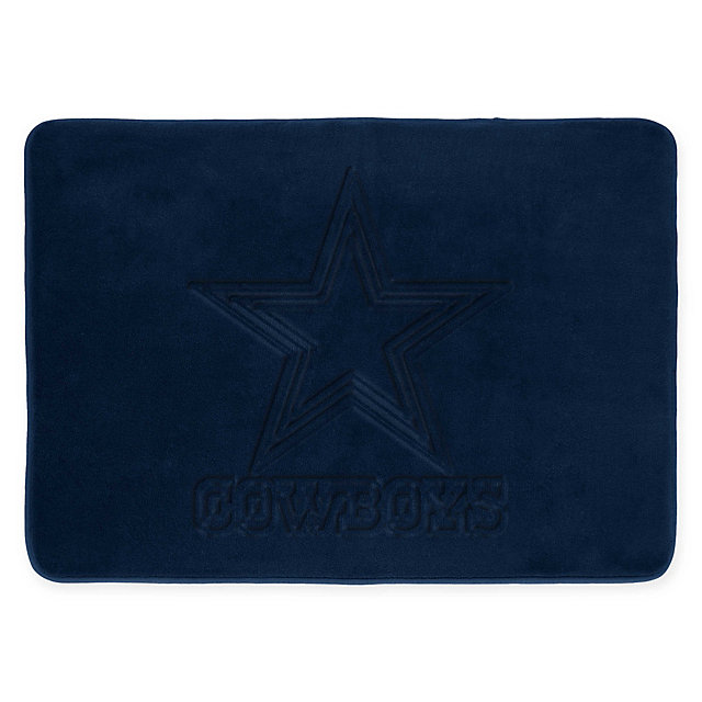 Dallas Cowboys Memory Foam Mat