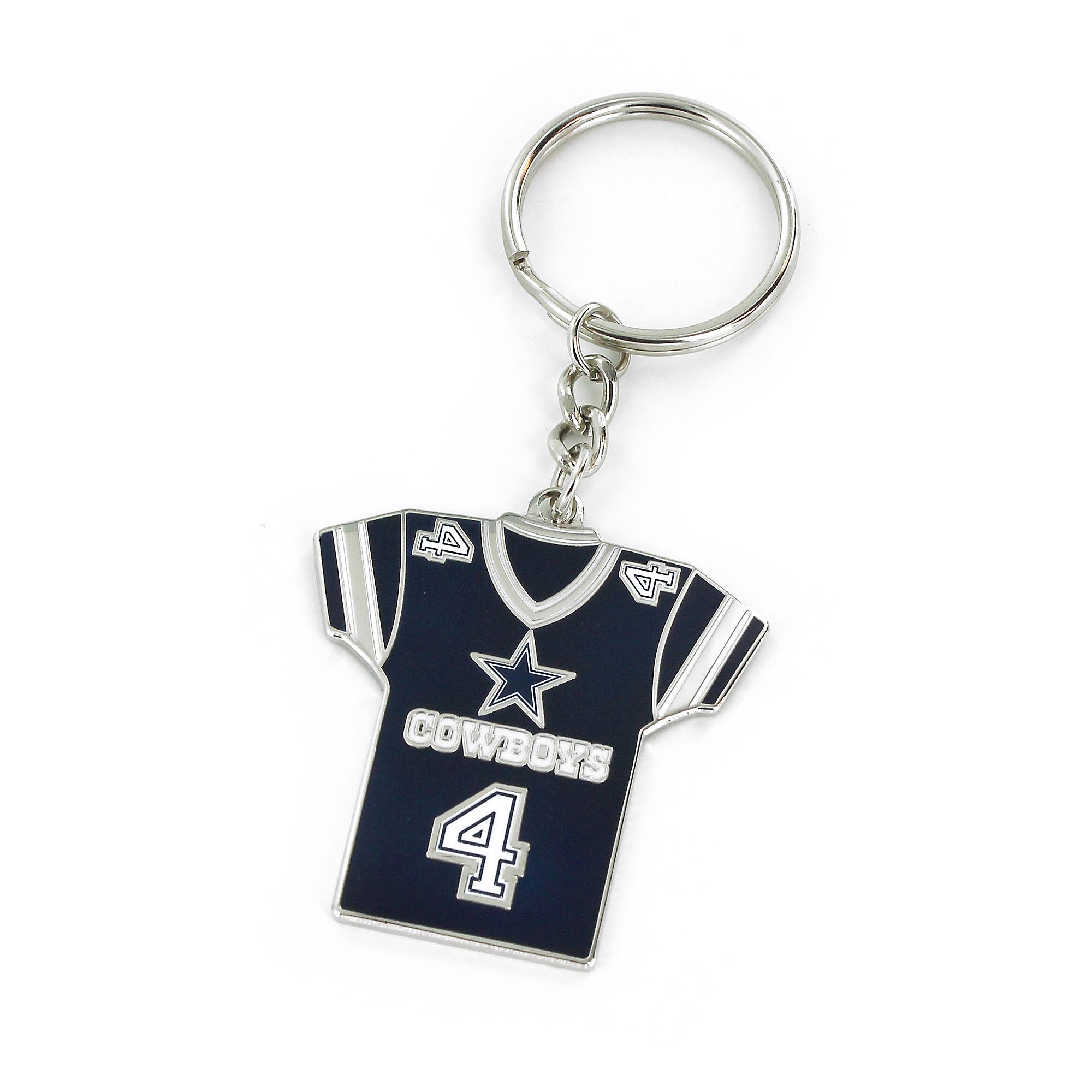 Dallas Cowboys Dak Prescott Jersey Key Tag  f8e6d2713