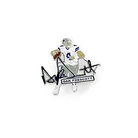 Dallas Cowboys Dak Prescott Signature Pin