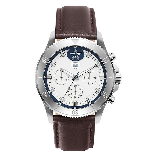 Dallas Cowboys Jack Mason Sideline Chrono Watch