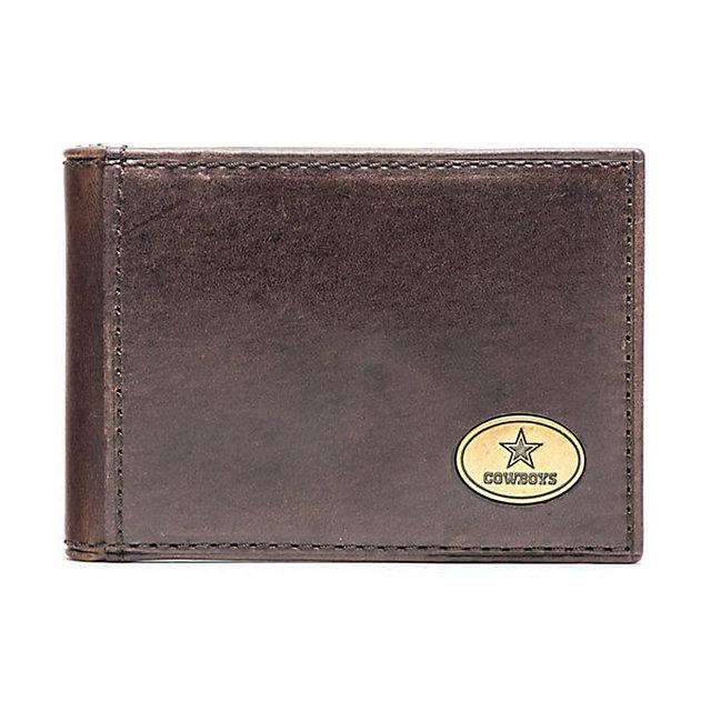 Dallas Cowboys Jack Mason Legacy Flip Bifold Wallet