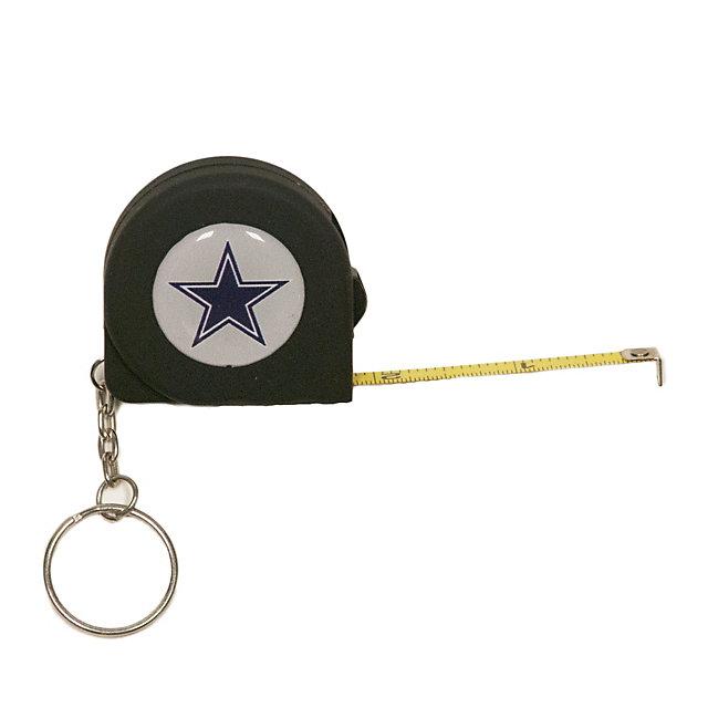 Dallas Cowboys Tape Measure Keychain