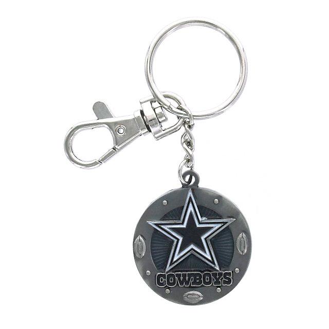Dallas Cowboys Impact Keyring