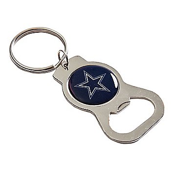 Dallas Cowboys Bottle Opener Keyring