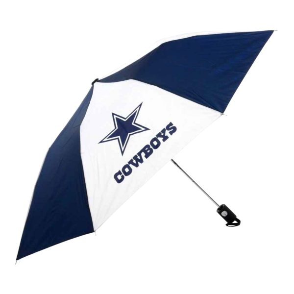 Dallas Cowboys Totes Automatic Folding Umbrella