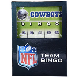 Dallas Cowboys Bingo