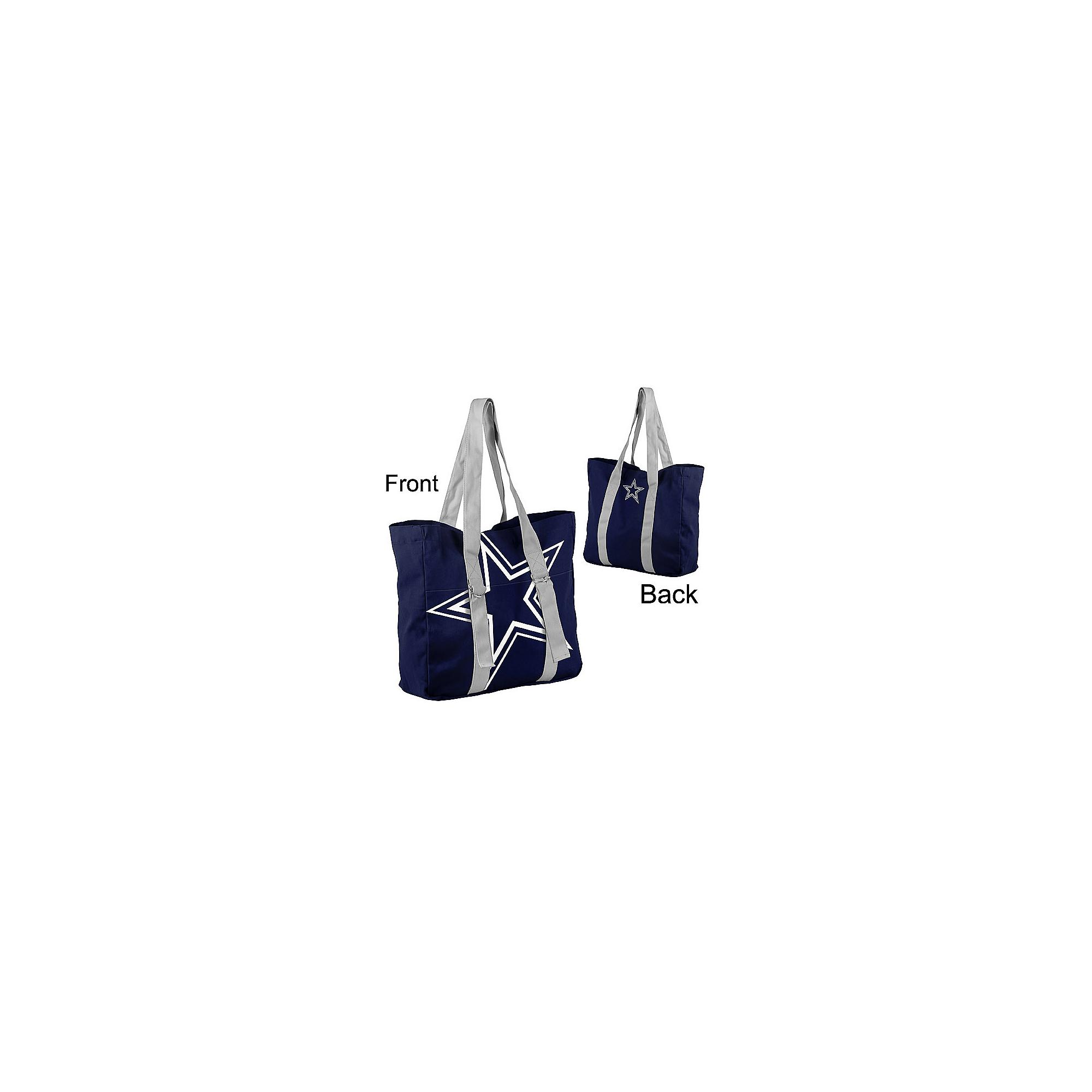 Dallas Cowboys Logo Tote Bag