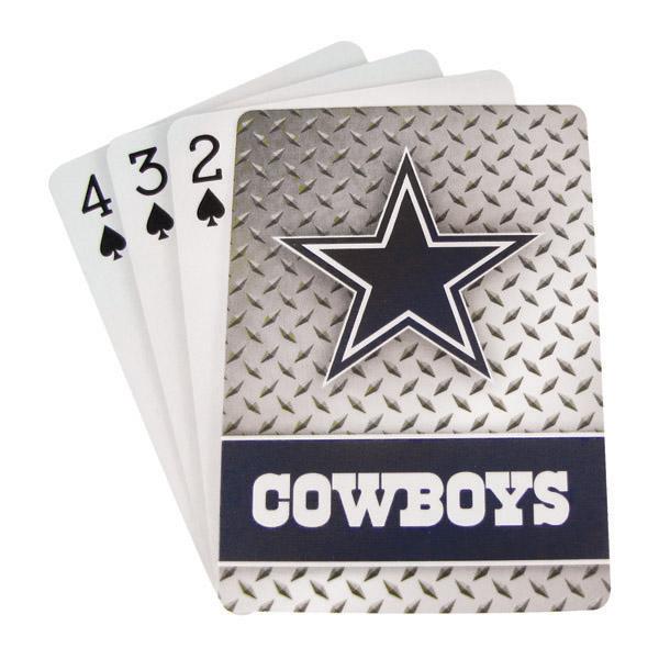 Dallas Cowboys Playing Cards