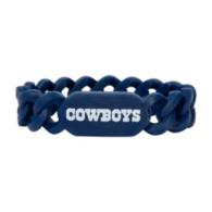 Dallas Cowboys Silicone Links Bracelet