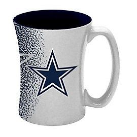 Dallas Cowboys 14 oz Mocha Mug