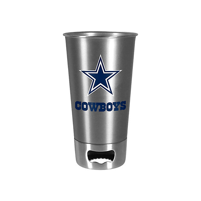 Dallas Cowboys Metal Pint Bottle Opener