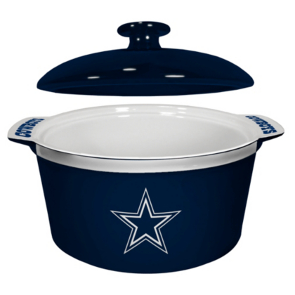 Dallas Cowboys Gametime Oven Bowl | Kitchen | Home U0026 Office | Accessories |  Cowboys Catalog | Dallas Cowboys Pro Shop