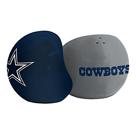 Dallas Cowboys Sculpted Salt and Pepper Shakers