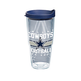 Dallas Cowboys Tervis 24 oz. Gridiron Wordmark Tumbler