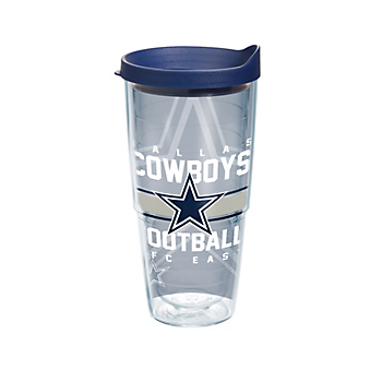 Dallas Cowboys Tervis Gridiron Wordmark 24 oz. Tumbler