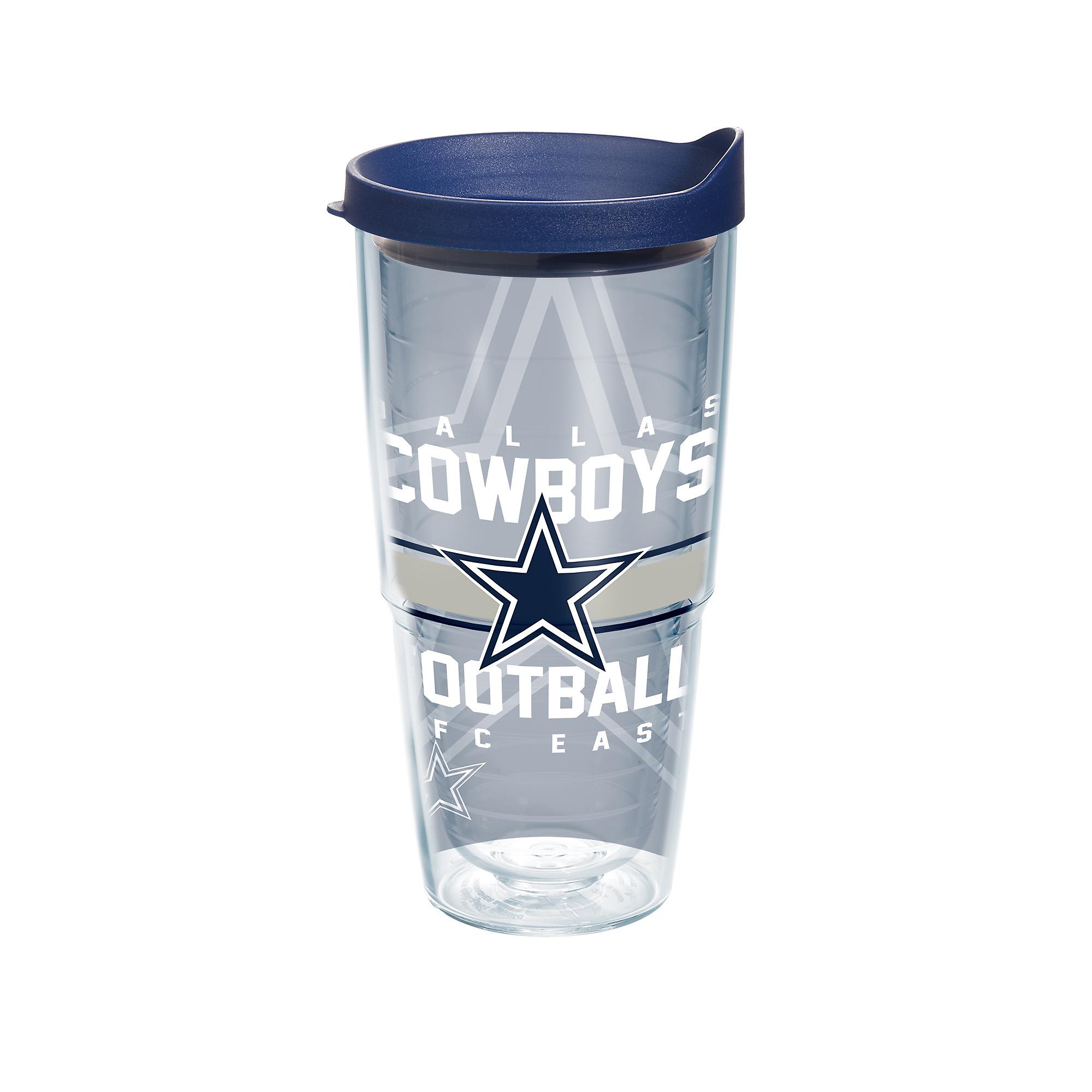 Dallas Cowboys Tervis Gridiron Wordmark 24 oz. Tumbler
