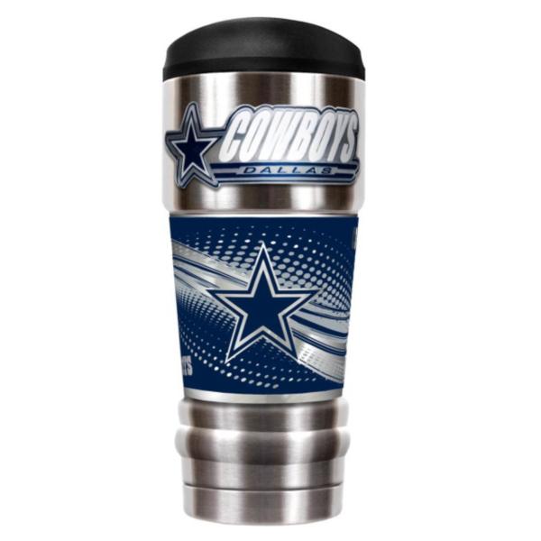 Dallas Cowboys The MVP 18oz Vacuum Insulated Tumbler