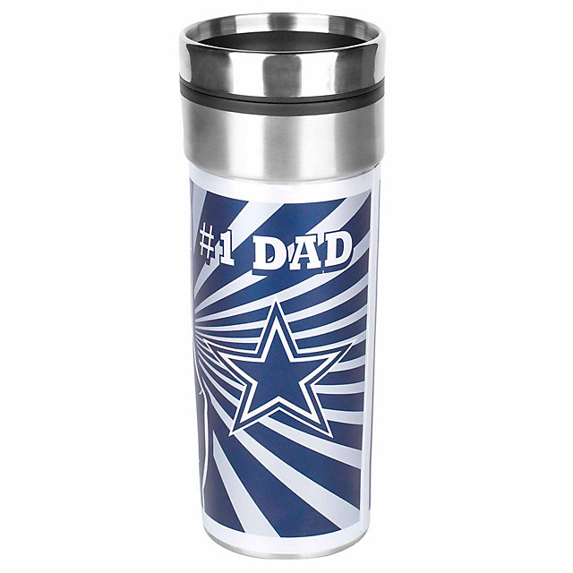 Dallas Cowboys Father's Day Coffee Tumbler