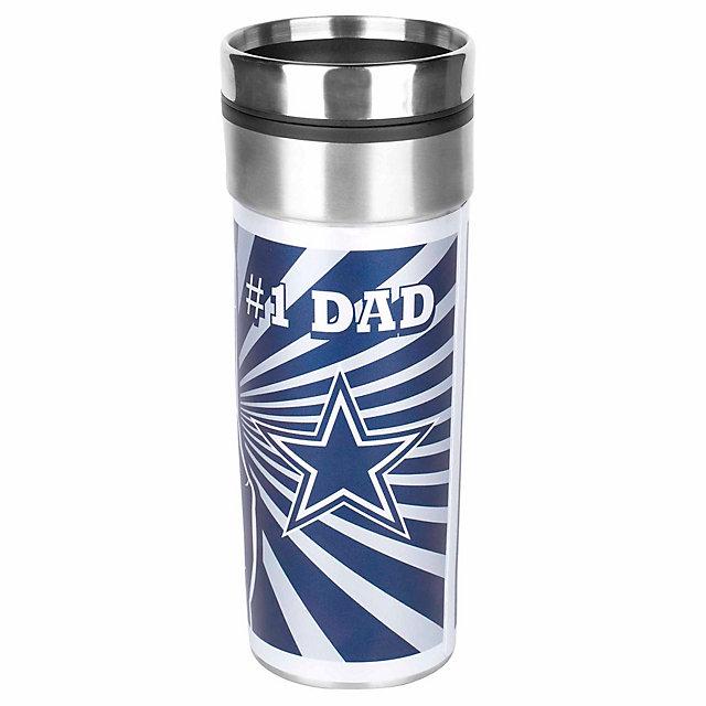 Dallas Cowboys Father's Day Coffee Tumbler