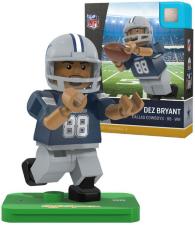 Dallas Cowboys OYO G4LE Dez Bryant Minifigure