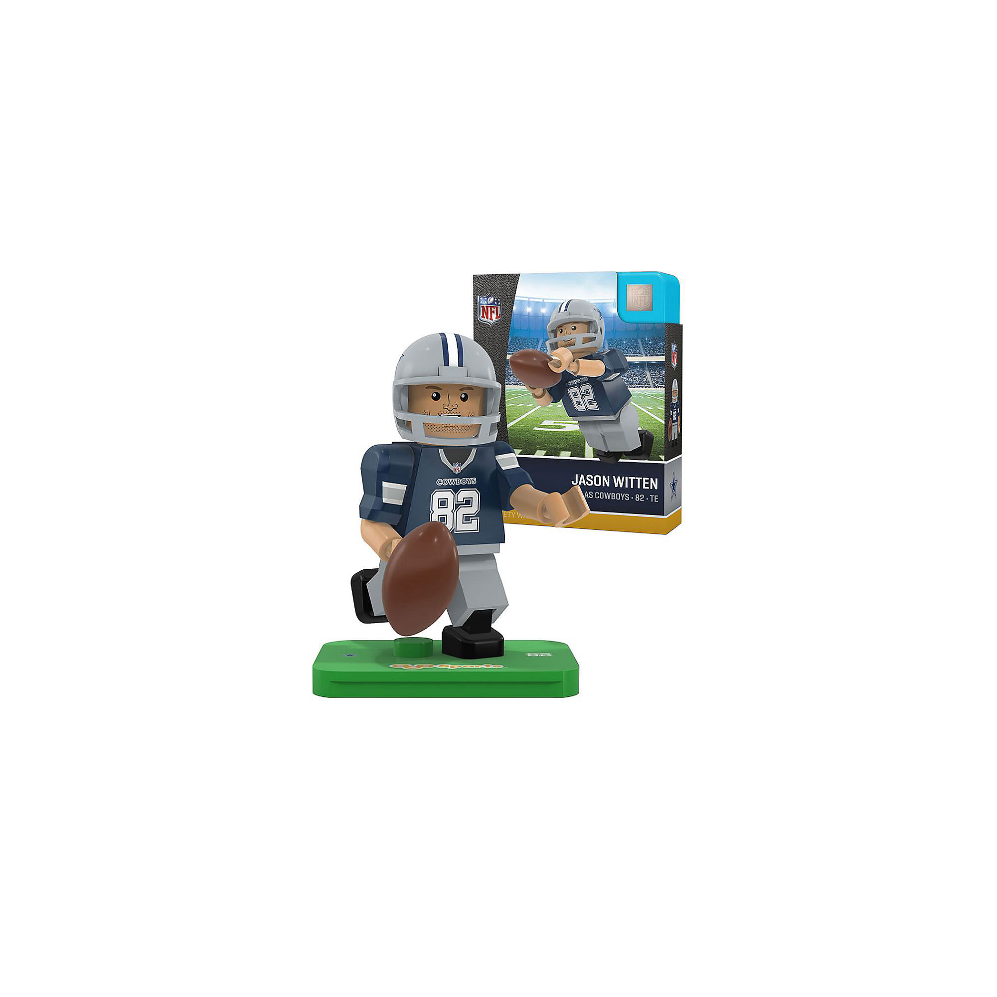 Dallas Cowboys OYO G4LE Jason Witten Minifigure