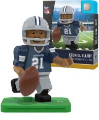 Dallas Cowboys OYO G4LE Ezekiel Elliott Minifigure