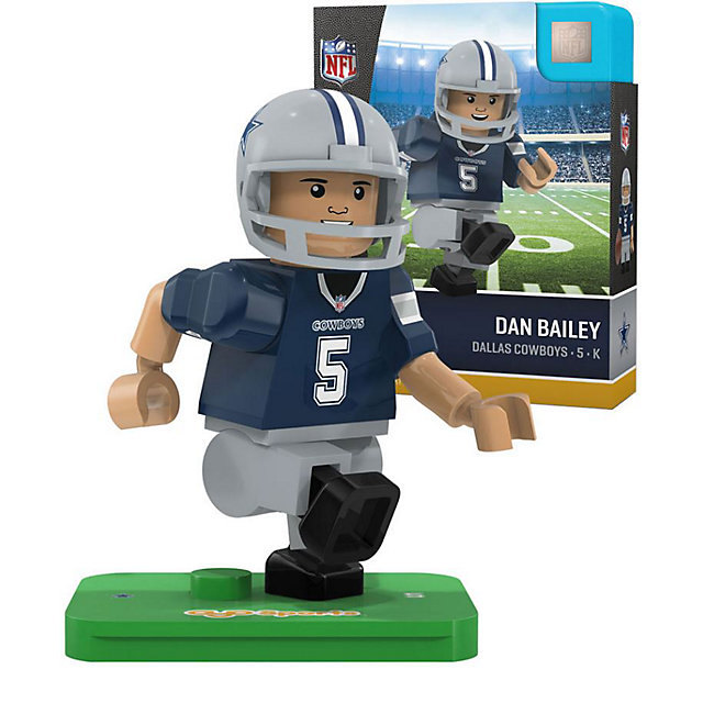 Dallas Cowboys OYO G4LE Dan Bailey Minifigure