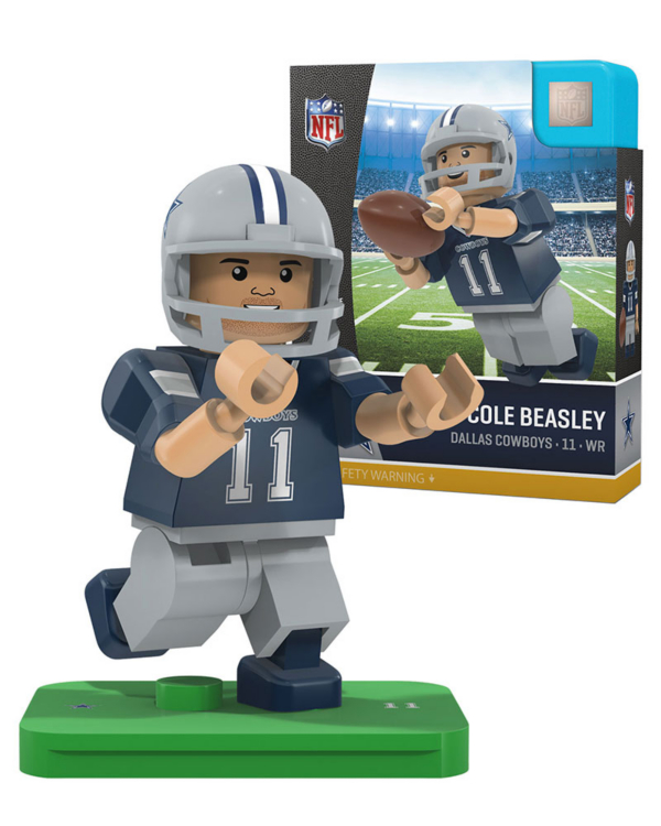 Dallas Cowboys OYO G4LE Cole Beasley Minifigure