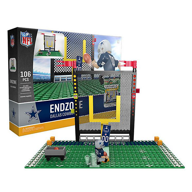 Dallas Cowboys OYO G4LE End Zone Set