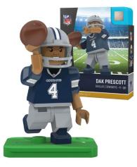 Dallas Cowboys OYO G4LE Dak Prescott Minifigure