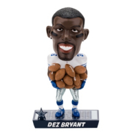 Dallas Cowboys Dez Bryant Caricature Bobble Head