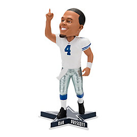 "Dallas Cowboys Dak Prescott ""Pointing"" Bobblehead"