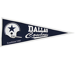 Dallas Cowboys Traditional Throwback Pennant