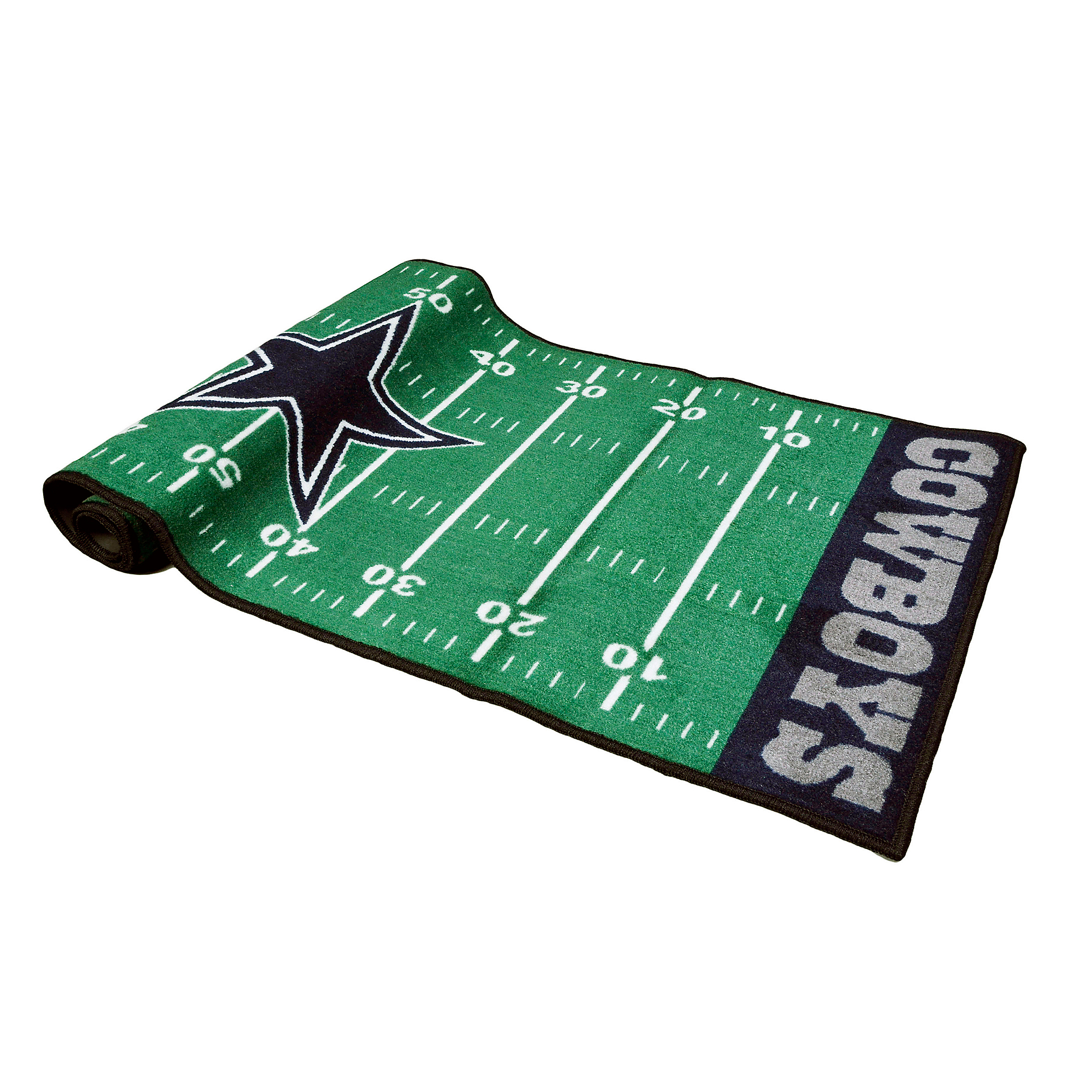 Dallas Cowboys Football Field Rug Dallas Cowboys Pro Shop