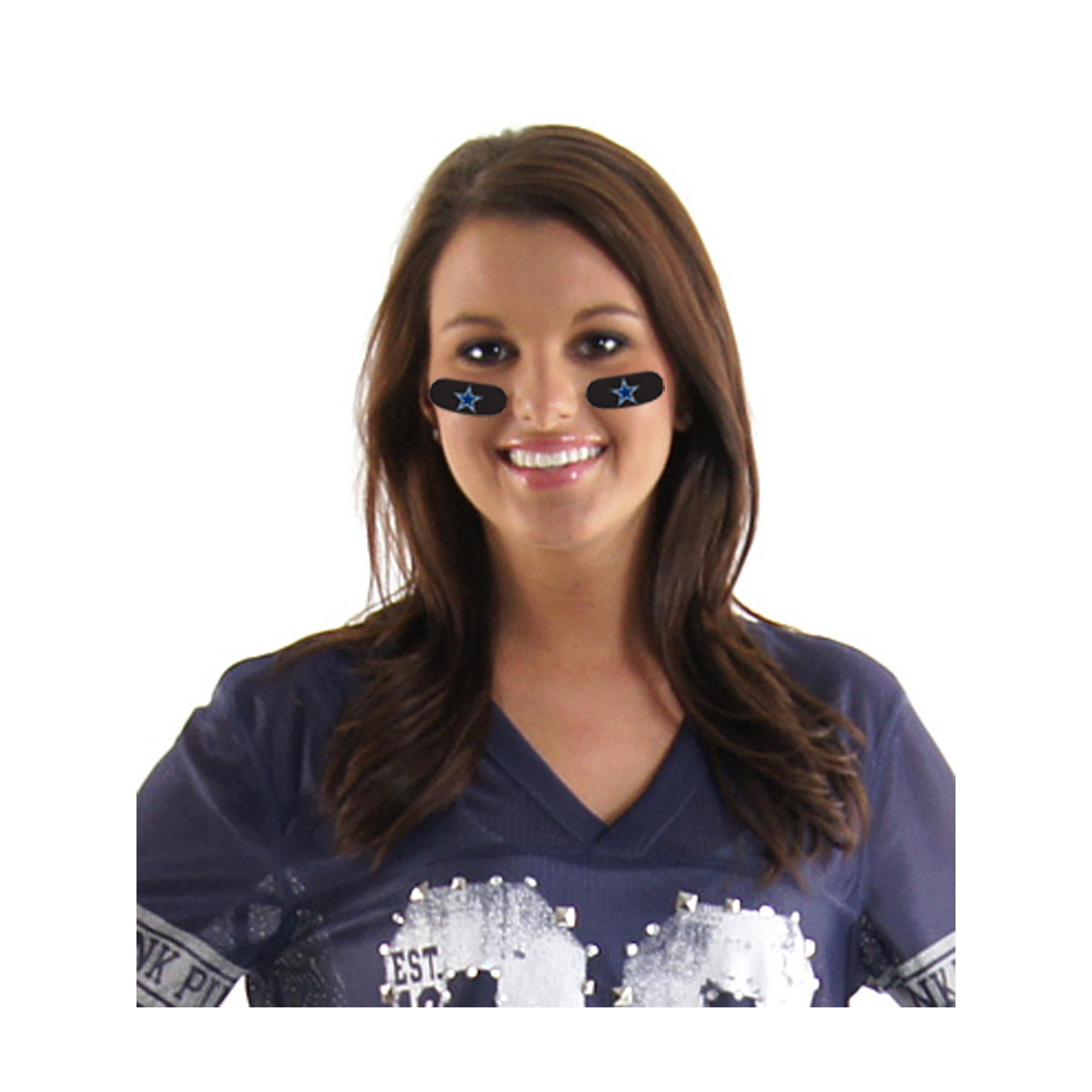 Dallas Cowboys Eyeblack