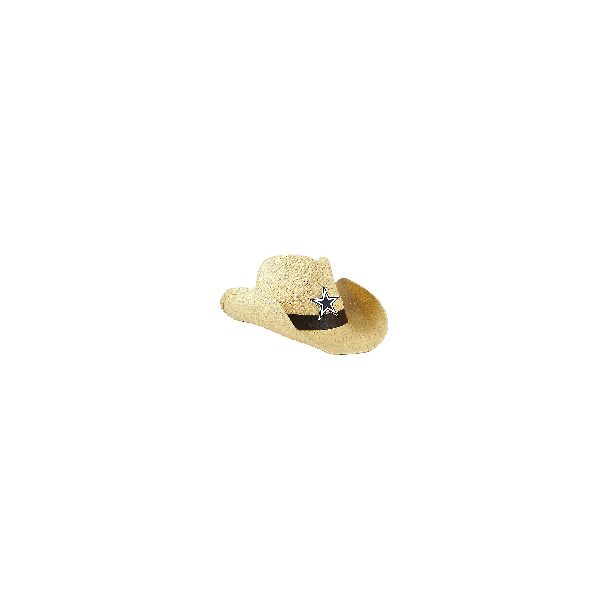 d8c1ae1153b Dallas Cowboys Cowboy Hat - Natural