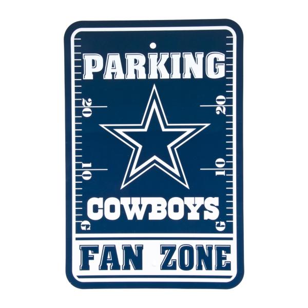 Dallas Cowboys Parking Sign