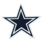 Dallas Cowboys Star Decal - 5.5 Inch