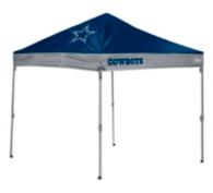 Dallas Cowboys 10 x 10 Straight Leg Canopy