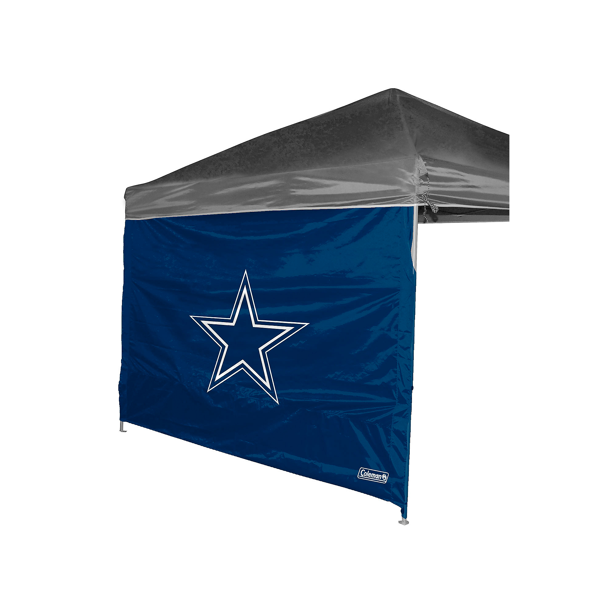 sneakers for cheap ddcdf d92ce Dallas Cowboys 10 x 10 Straight Leg Canopy Wall | Dallas Cowboys Pro Shop