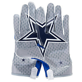 Dallas Cowboys Nike Vapor Knit Gloves