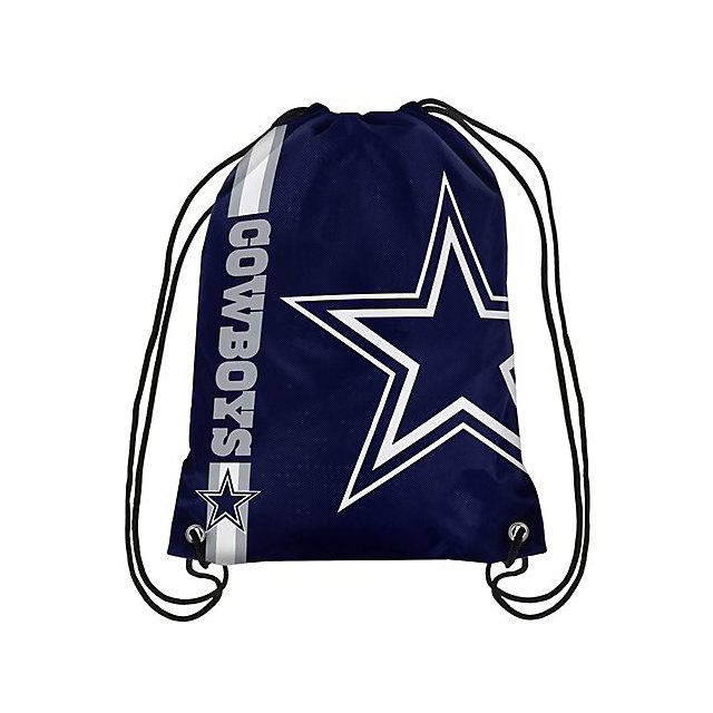 Dallas Cowboys Drawstring Backpack