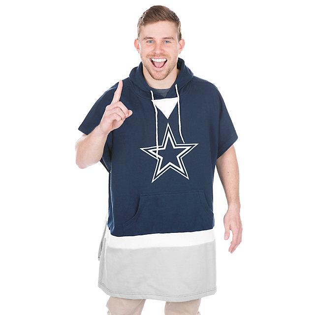 Dallas Cowboys Hoodie Poncho