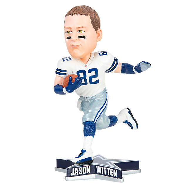 "Dallas Cowboys Jason Witten 8"" Stiff Arm Bobblehead"