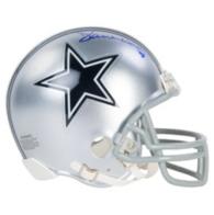 Dallas Cowboys Darren Woodson Autographed Mini Hemlet