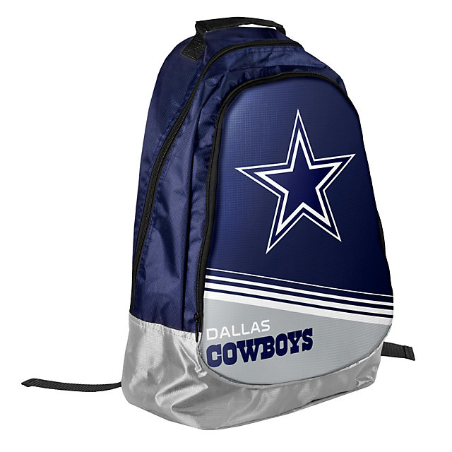 Dallas Cowboys Core Stripe Backpack