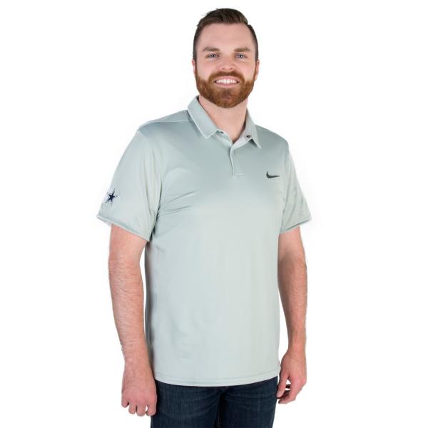 Dallas Cowboys Nike Golf Momentum Fly UV Reveal Polo